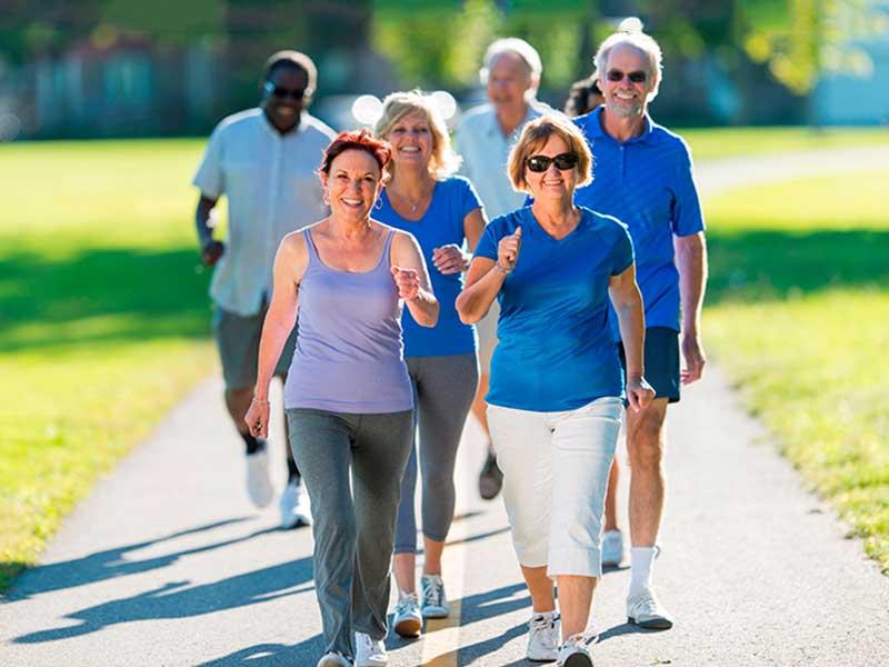 پیاده روی-و-حمایت-از سیستم-هاضمه