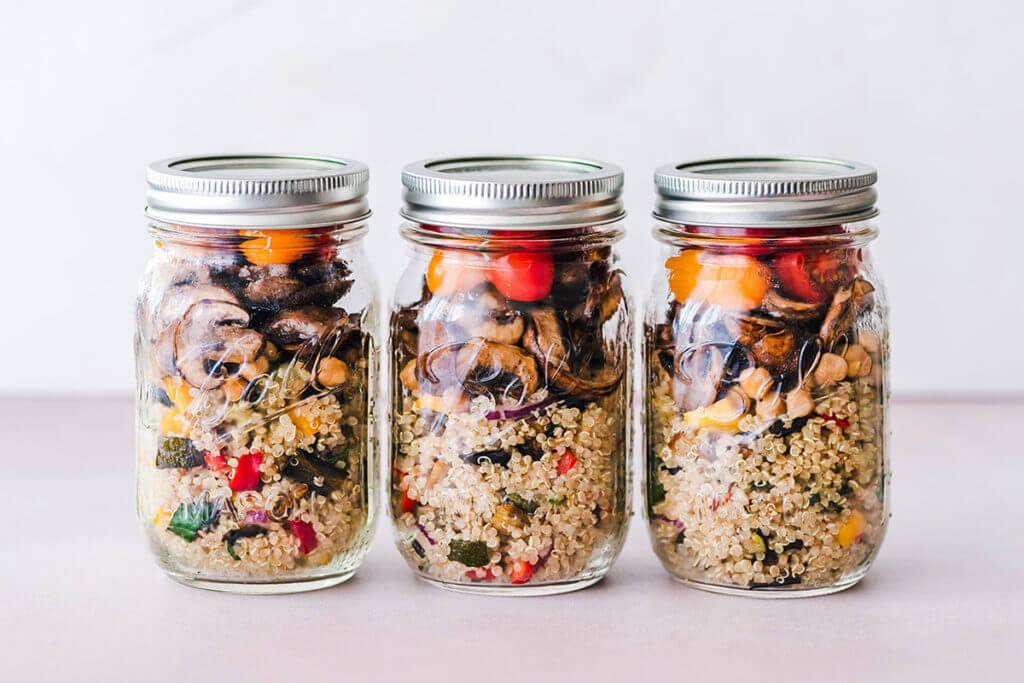 چطور راحت تر وعده های غذایی سالم آماده کنیم