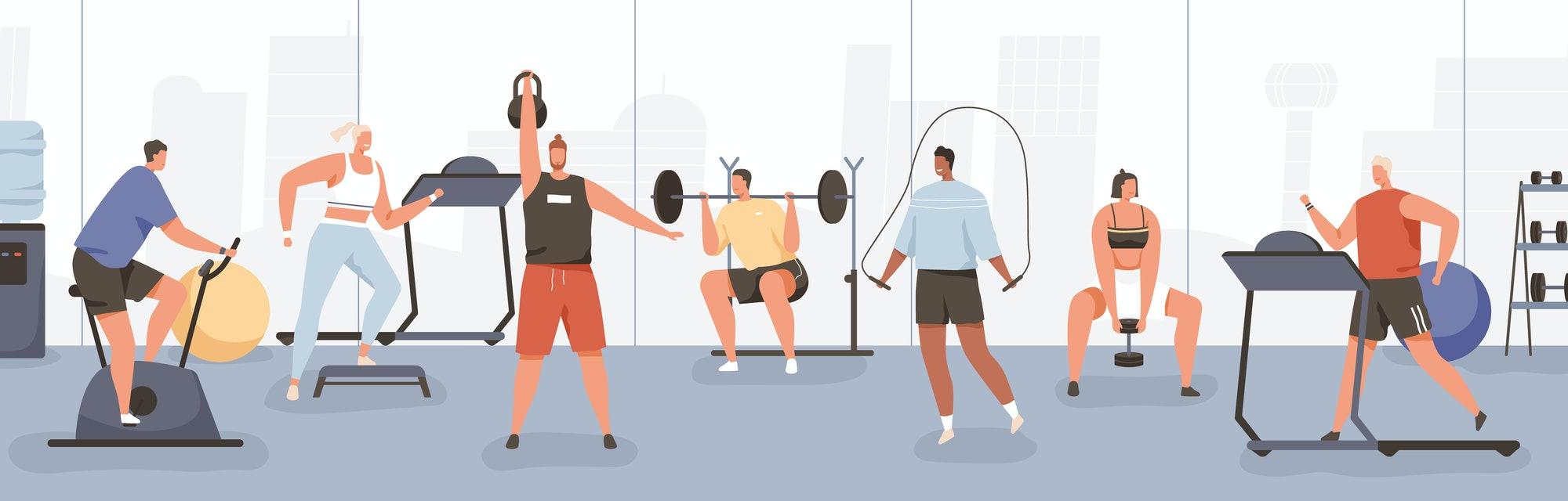 انواع مختلف ورزش و اهمیت تنوع در ورزش