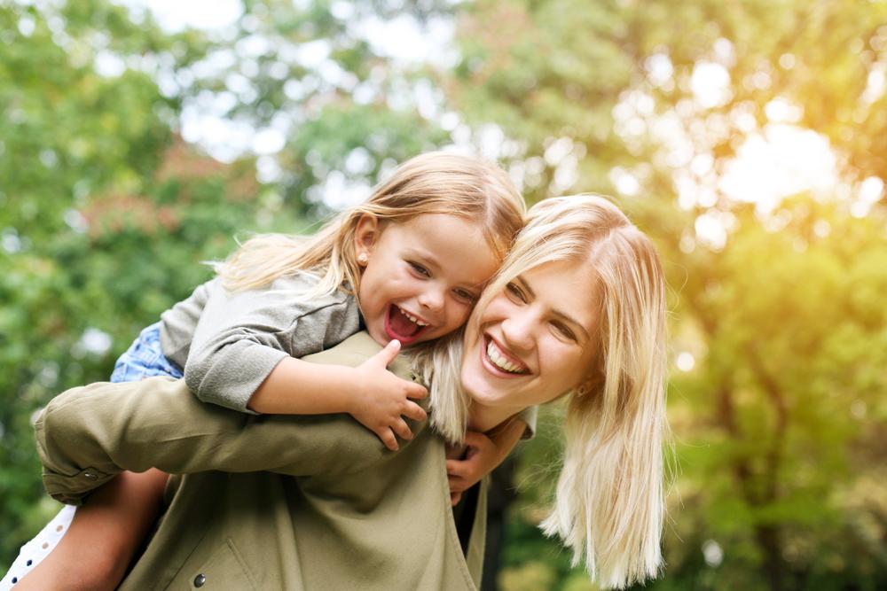 رازهای مادر شاد و سالم