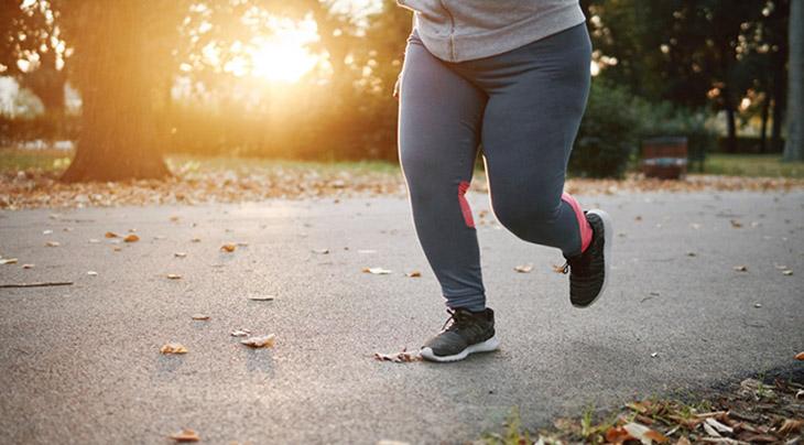 دویدن در هنگام اضافه وزن: نکات مربوط به تغذیه و تناسب اندام