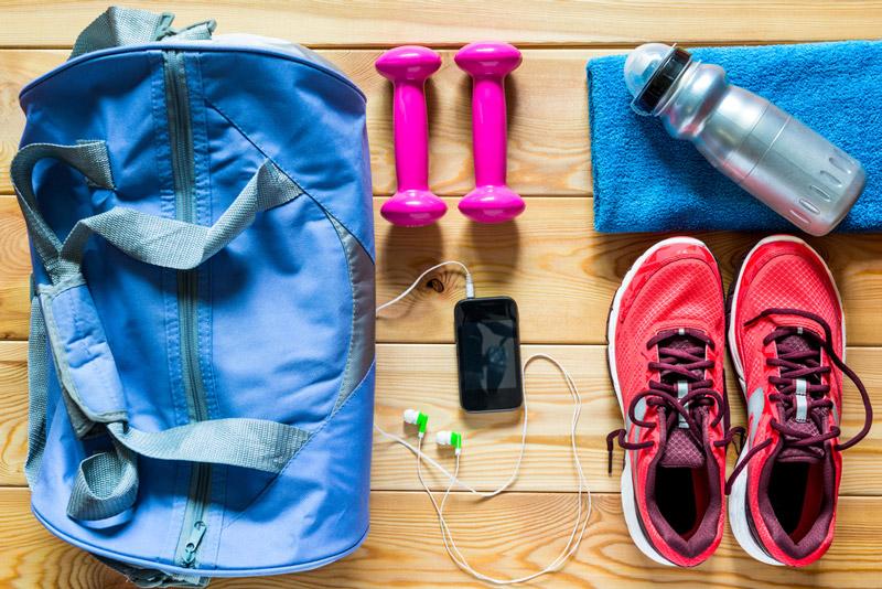 ۵ دلیل برای انتخاب لباس مناسب ورزشی   چطور ابزار ورزشی بر عملکرد ورزشی تأثیر میذاره   آیا اونچه میپوشید بر اهداف تناسب اندام شما تأثیر میذاره؟
